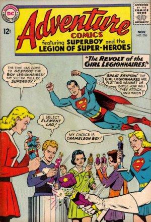 Adventure Comics # 326