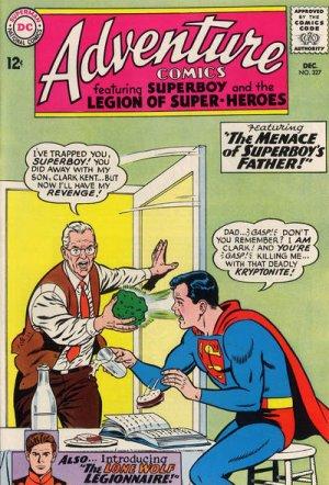 Adventure Comics # 327