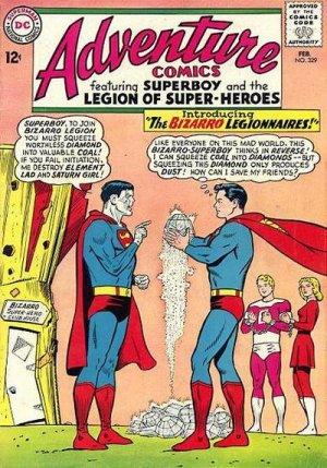 Adventure Comics # 329