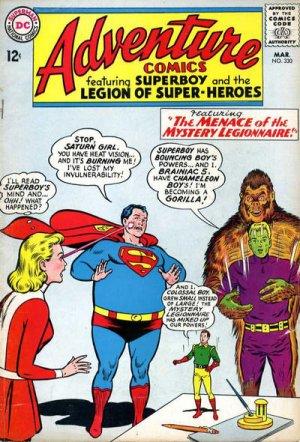 Adventure Comics # 330