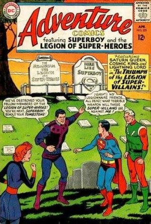 Adventure Comics # 331
