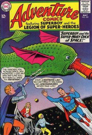 Adventure Comics # 332