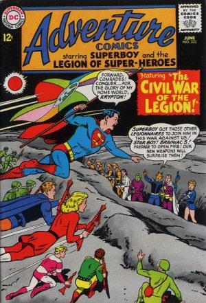 Adventure Comics # 333