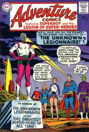 Adventure Comics # 334