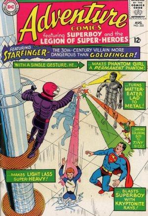 Adventure Comics # 335