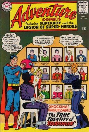Adventure Comics # 336
