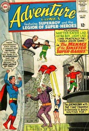 Adventure Comics # 338