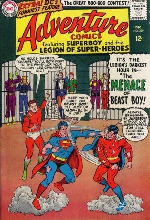 Adventure Comics # 339