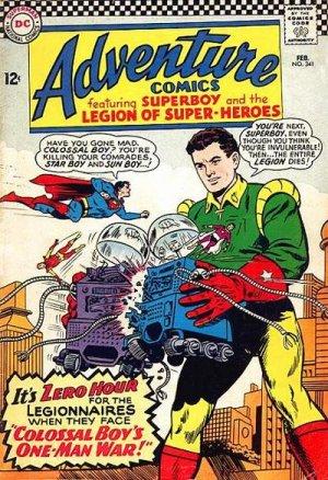 Adventure Comics # 341