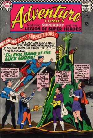 Adventure Comics # 343