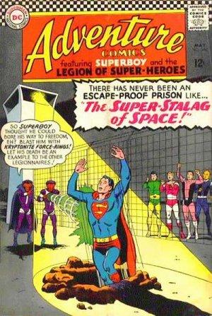 Adventure Comics # 344