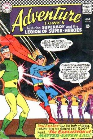 Adventure Comics # 345
