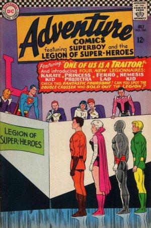 Adventure Comics # 346
