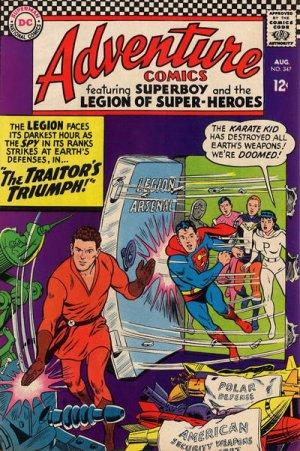 Adventure Comics # 347