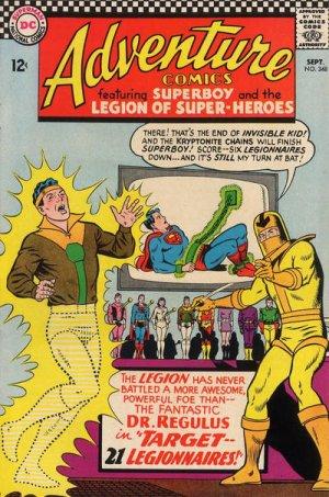 Adventure Comics # 348