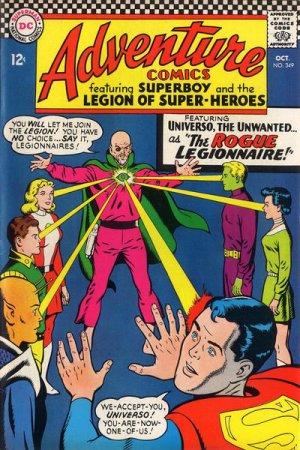 Adventure Comics # 349