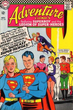 Adventure Comics # 350