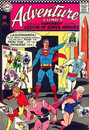 Adventure Comics # 352