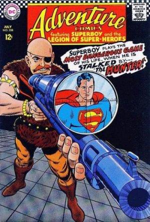 Adventure Comics # 358