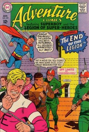 Adventure Comics # 359