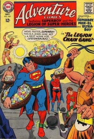 Adventure Comics # 360