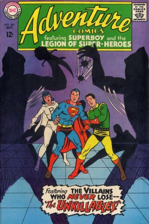 Adventure Comics # 361