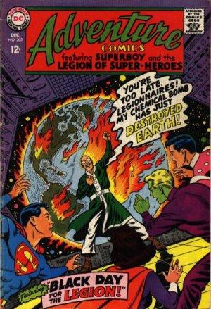 Adventure Comics # 363