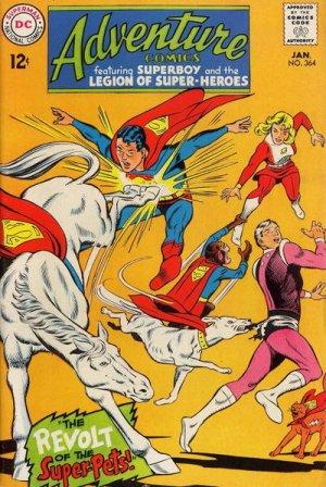 Adventure Comics # 364