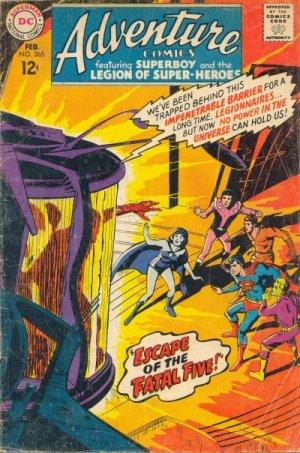 Adventure Comics # 365