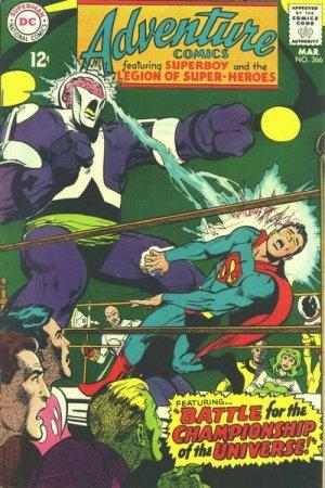 Adventure Comics # 366