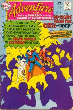 Adventure Comics # 367