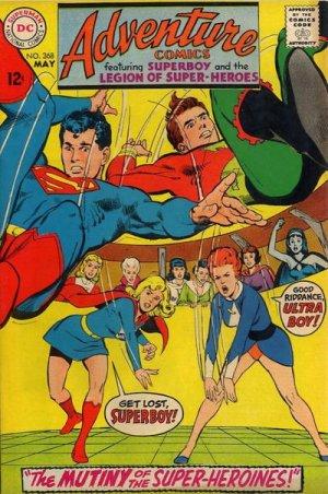 Adventure Comics # 368