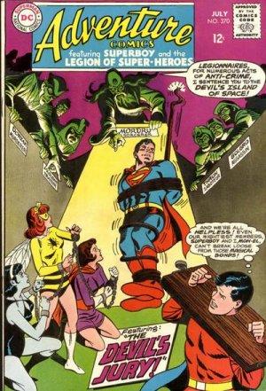 Adventure Comics # 370
