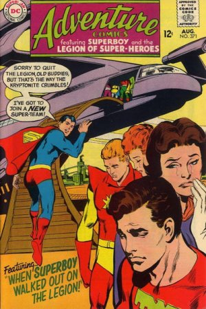 Adventure Comics # 371