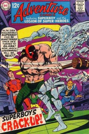 Adventure Comics # 372