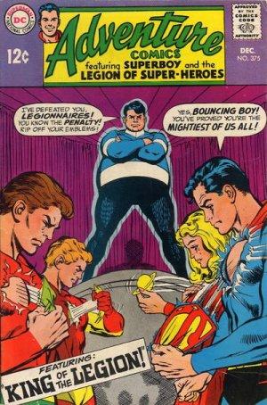 Adventure Comics # 375