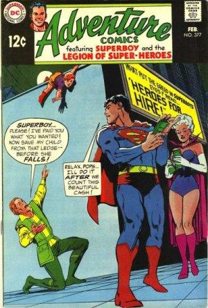 Adventure Comics # 377
