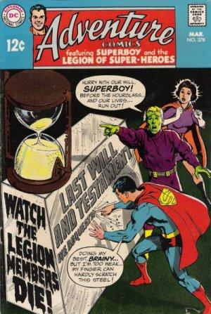 Adventure Comics # 378