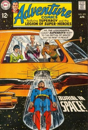Adventure Comics # 379