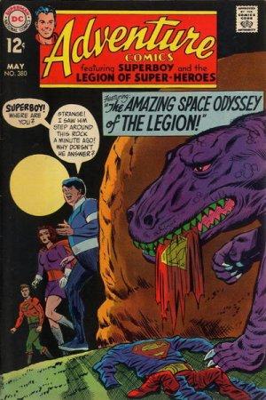 Adventure Comics # 380