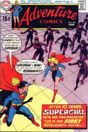 Adventure Comics # 381