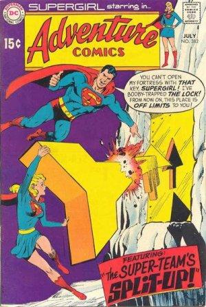 Adventure Comics # 382