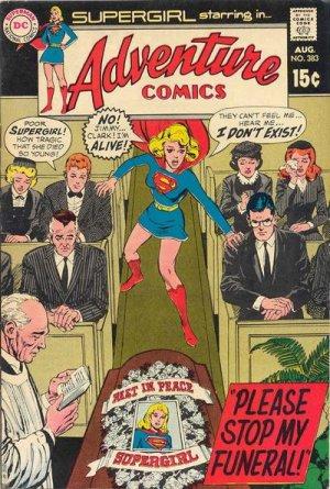 Adventure Comics # 383
