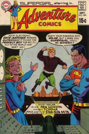 Adventure Comics # 384