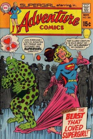 Adventure Comics # 386