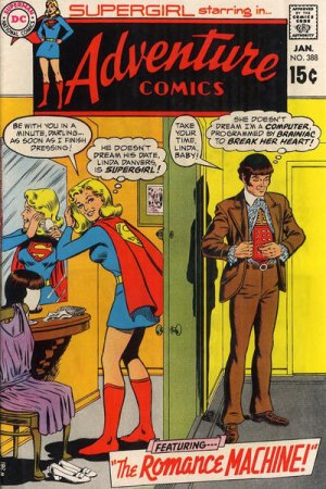 Adventure Comics # 388