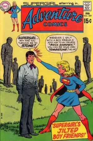 Adventure Comics # 389
