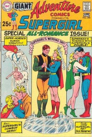 Adventure Comics # 390
