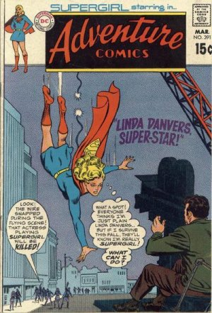 Adventure Comics # 391