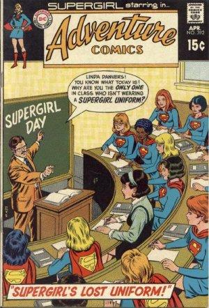 Adventure Comics # 392